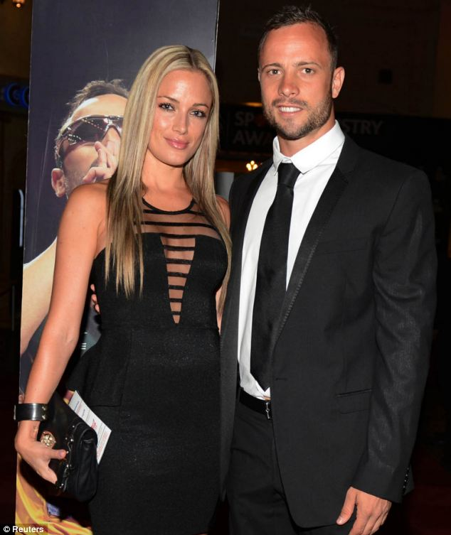 Pistorius shot Steenkamp, a 29-year-old model, through the closed door of a toilet cubicle in his home in the night, later saying he mistook her for an intruder