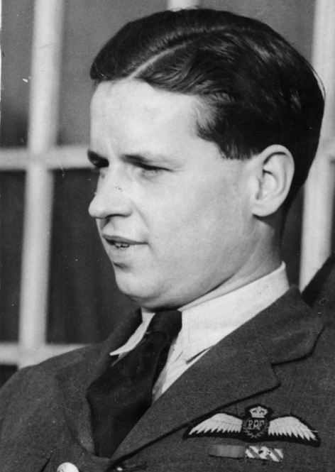 Wing Commander Guy Gibson VC, leader of the Dambuster's raid