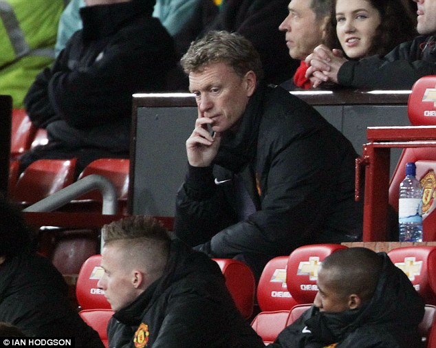 New look: David Moyes will have to revamp his whole defence this summer