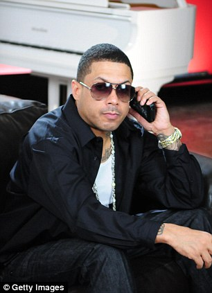 Gunned down: Atlanta rapper Benzino was shot three times while driving in the funeral procession for his mother in Duxbury, Massachusetts