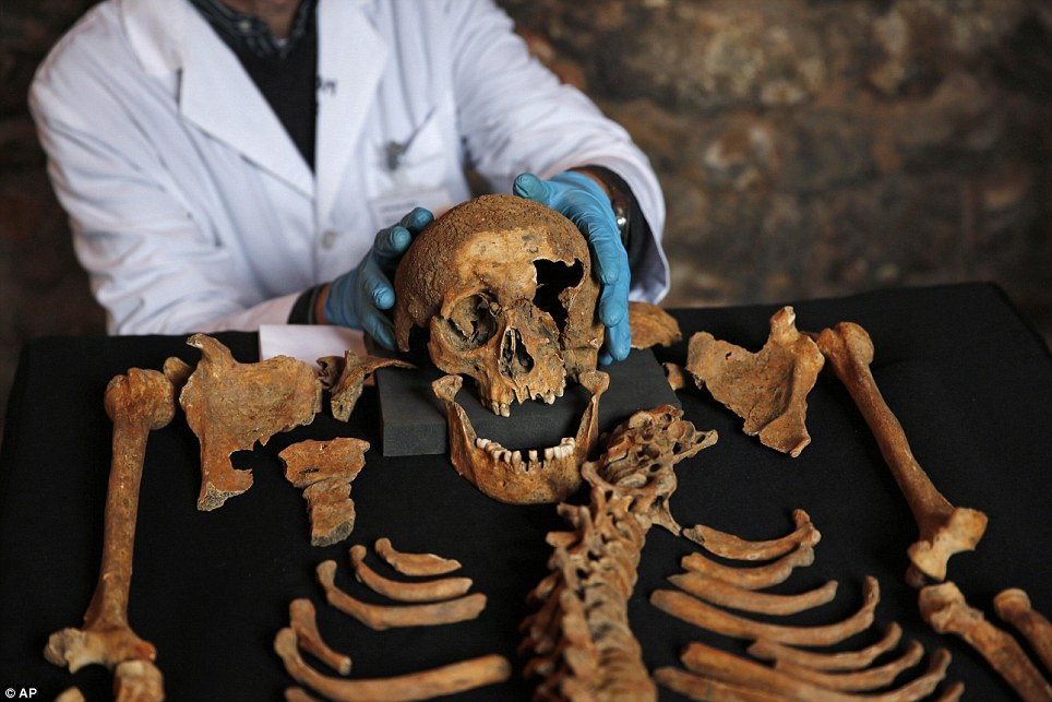 The researchers were shocked to discover that the two samples were an almost perfect match, meaning the 14th century plague was no more virulent than it is today