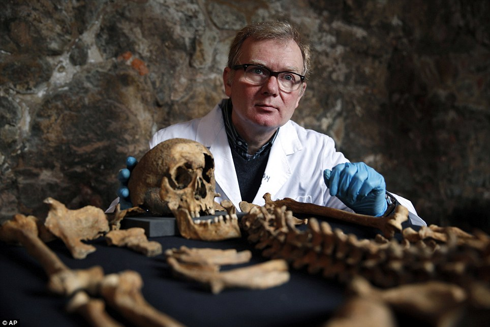 Six out of 10 bodies analysed were born and bred in London. But four had come from further afield - presumably seeking work - from the South East of England, central England or the East of England and one from northern England or Scotland