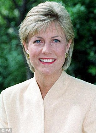 Murdered: Jill Dando was killed outside her home in Fulham in 1999