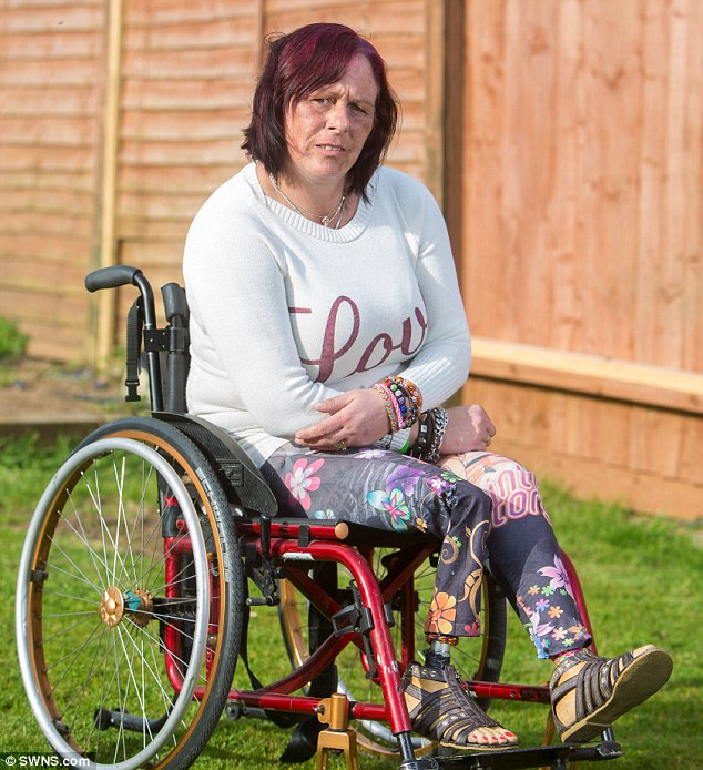 Double-amputee Jo Blinman has slammed Bristol council after she said it refused to let her take part in a half marathon