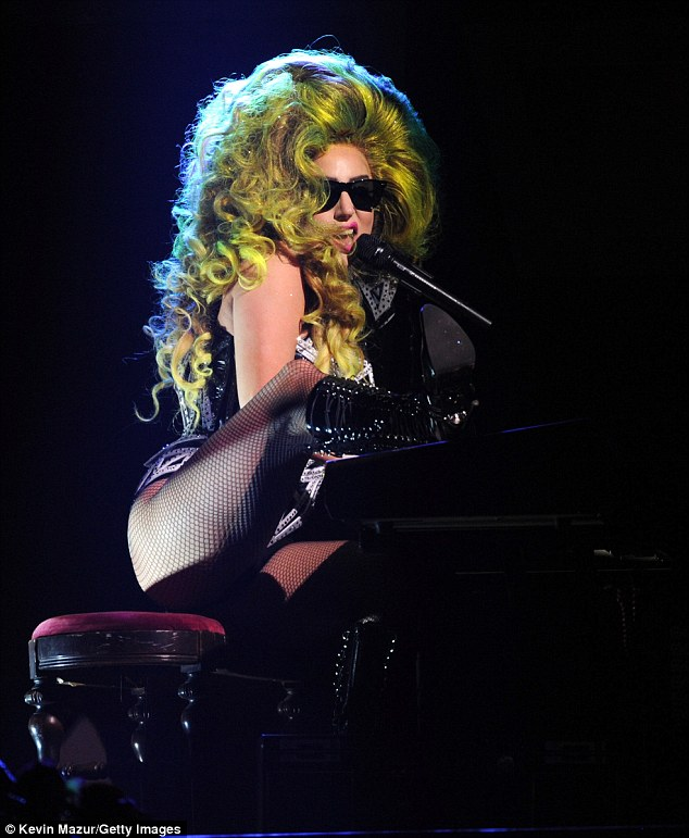 She's got a leg up! Gaga's seven-night Roseland residency ends April 7, and she'll kick off her ARTPOP Ball Tour May 4 at Florida's BB&T Center in Ft. Lauderdale