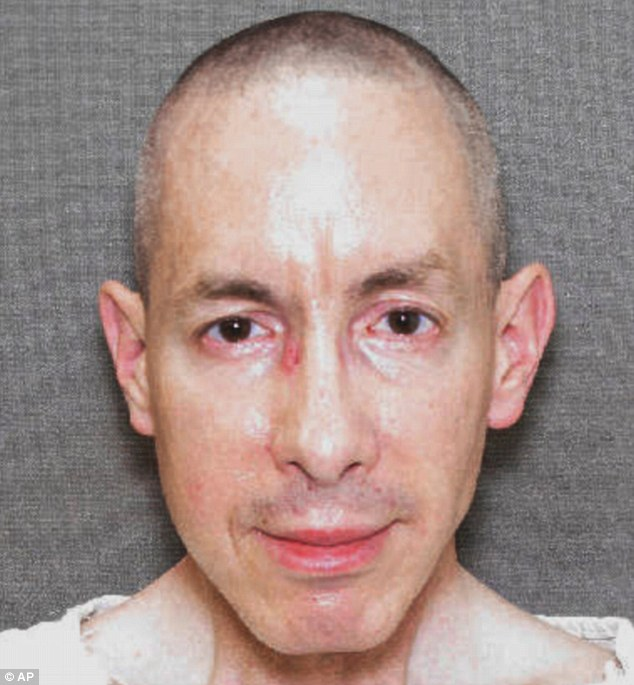 Locked up for life: polygamist leader Warren Jeffs shown in a 2011 Texas Department of Criminal Justice photo
