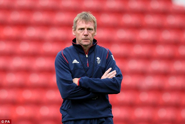 Free: Stuart Pearce has not had a management role since leaving the England Under-21 post in 2013