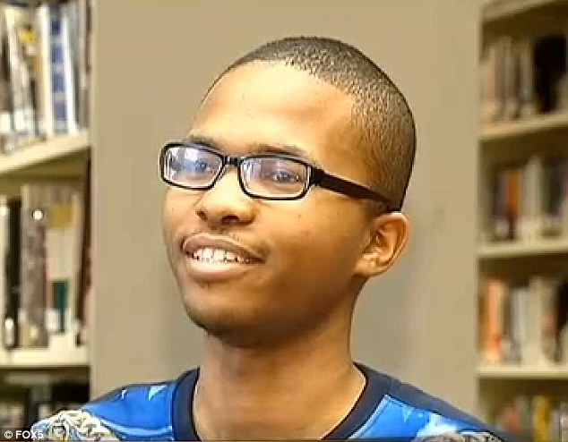 Another success story: Avery Coffey, 17, a senior at D.C.'s prestigious Benjamin Banneker Academic High School, applied to five Ivy League schools and was accepted to all of them.