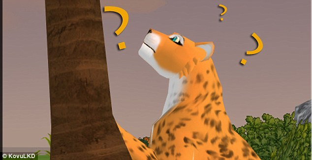 In 2011, Feral Heart, pictured, was set up as a successor to Impressive Title - a game inspired by The Lion King film. Developed by KovuLKD, players control a character, typically a lion or lioness, either in first or third person, as it hunts, explores and interacts with other players