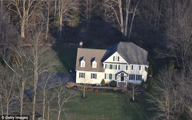 In this handout crime scene evidence photo provided by the Connecticut State Police, shows Lanza's house on Yogananda St. following the December 14, 2012 shooting rampage at Sandy Hook Elementary School