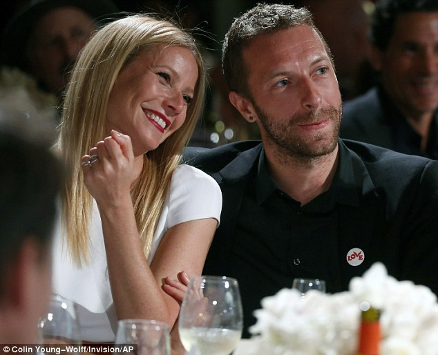 Not true: Chris Martin has blasted 'totally untrue' reports that he had an affair with a TV assistant on Saturday Night Live in 2011 - when he was still married to Gwyneth Paltrow