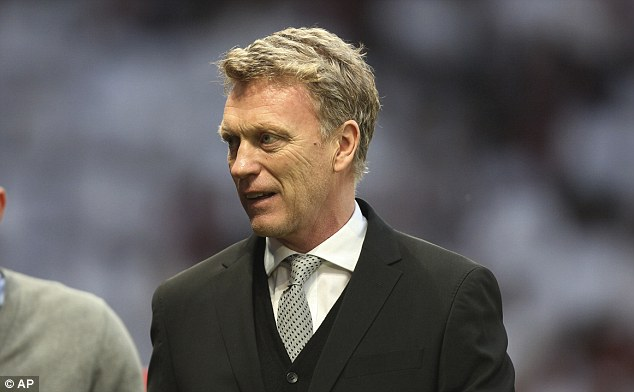 The plan: United handed David Moyes a six-year contract and a brief to take United forward post-Ferguson