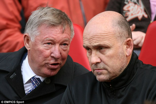 Stay or go: Some have suggested that Moyes should have retained Ferguson's former assistant Mike Phelan