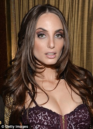 Major upgrade: Alexa Ray Joel showed off a dramatically transformed and polished look at a performance in New York on Wednesday, seen right in 2004