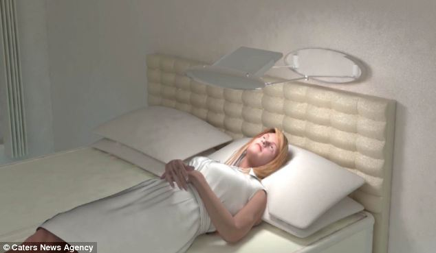 The bed comes with a 20 year guarantee and is due to be sold via VeryFirstTo from November 2014