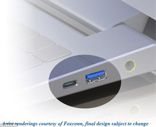 The USB Type-C connector, artist's impression pictured, has been designed for use with thinner, sleeker devices, such as tablets and ultrabooks. The design and full specifications have not been released yet, but the final design is expected by the summer
