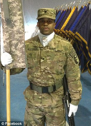 Victims: U.S. Army Sgt. Timothy Owens, left, was killed Wednesday in the attack at Fort Hood and Sgt. Jonathon Westbrook, right, was injured