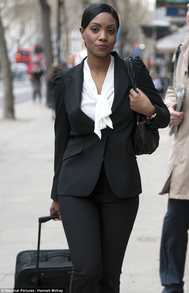 Carol Howard, 34 a Diplomatic Protection Group (DPG) firearms officer is suing the Met Police for alleged racial and sexual discrimination