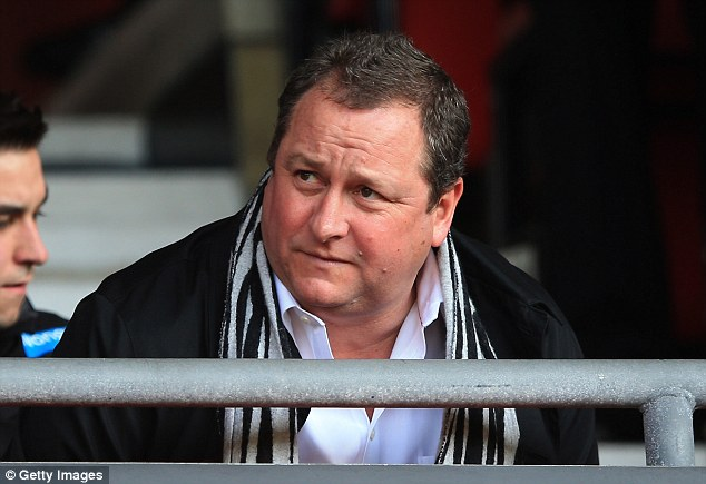 Where is the love? Newcastle fans plan an open-top bus parade in protest against owner Mike Ashley