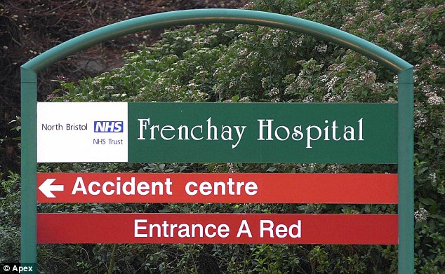 Frenchay Hospital in Bristol, has always provided transport in the past after Katie has had a surgery