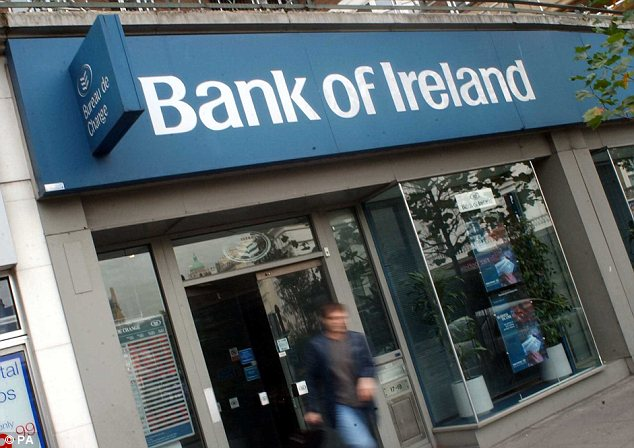 No rights: Bank of Ireland said that its mortgages do not offer guarantors an opt-out after two years