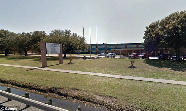 School: Wermeling had worked as a counselor at Aldine MacArthur High School in Houston since 2005
