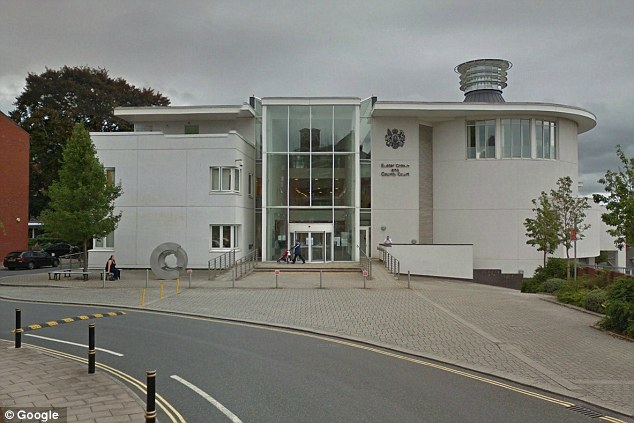 Kate Bateman was forced to leave a hearing at Exeter Crown Court when she became distressed as the Judge was told of the evidence against her