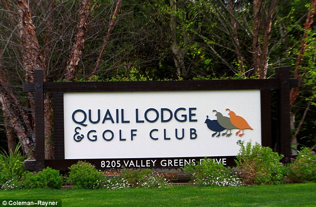 Country clubbing: Situated on the Monterey Peninsula, the Quail Lodge features an 18-hole golf course, tennis courts, swimming pool, fitness center, and clubhouse restaurant