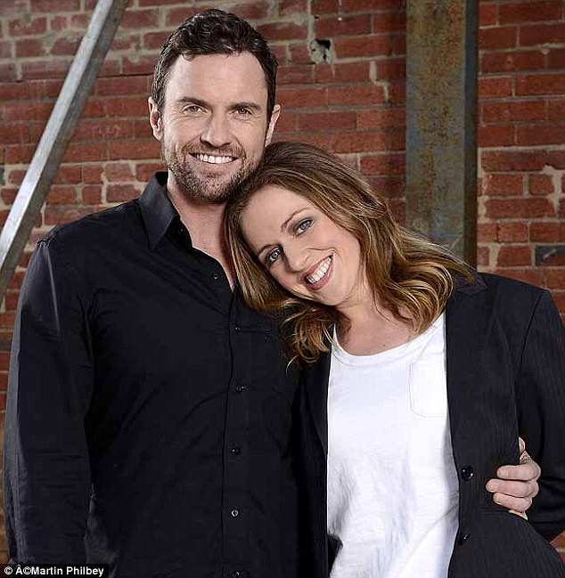 High hopes: The optimistic pair, pictured here at the beginning of the series, want to be stars