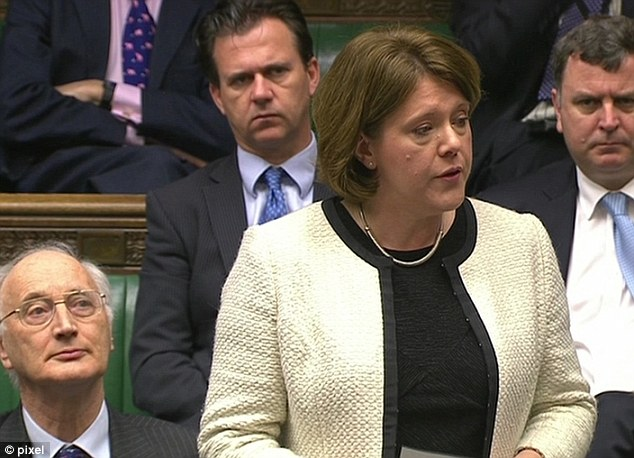 Sorry: It has been five days since Maria Miller stood up and apologised to the Commons