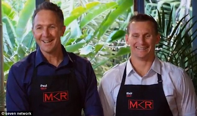 First up: Paul and Blair hosted the first of the final ultimate instant restaurant rounds on Tuesday night
