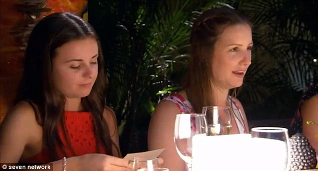 'Don't be picky!' Bianca called the Perth girls on their underhanded tactics