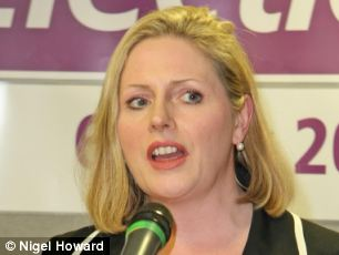 Tory MP Mary Macleod, parliamentary aide to Mrs Miller, claimed the Culture Secretary was the victim of a witch-hunt