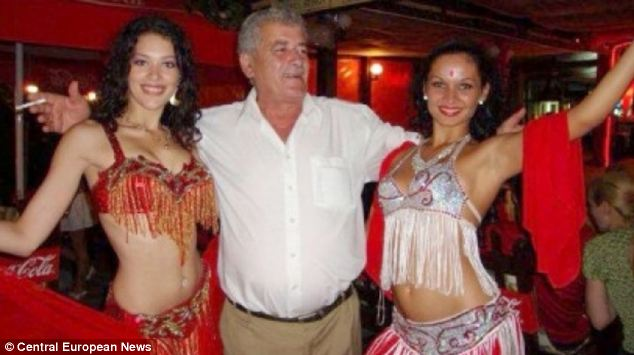 Owner George Karam, 60, allegedly fled the club without telling firemen there were still dancers inside