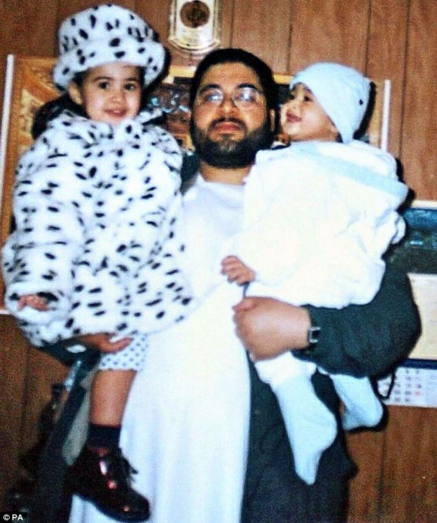 Shaker Aamer (pictured with two of his children) has been diagnosed with Post Traumatic Stress Disorder following a medical evaluation at Guantanamo Bay