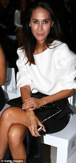 Former model Lindy Klim
