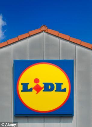 Lidl store