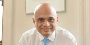 Sajid Javid is the new Culture Secretary