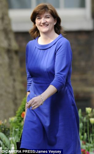 Nicky Morgan is the new Women's Minister in the Cabinet