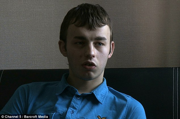 Ricky Oakley, now 18, has been in jail a total of six times since 2006, and remarkably describes the ASBO he was given at the age of 11 as a 'badge of honour'