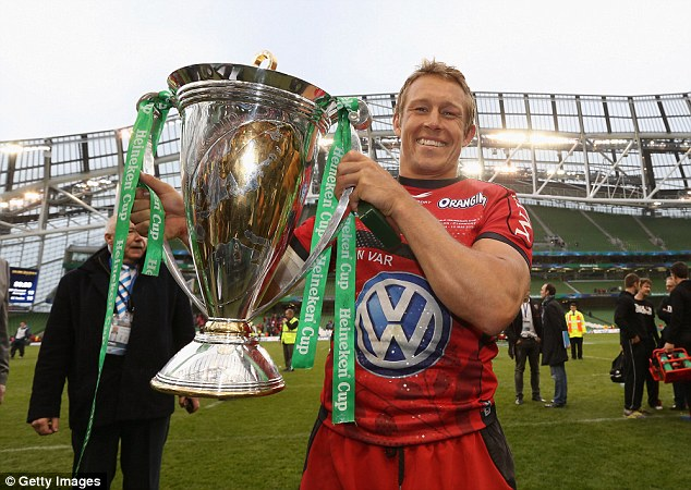 Changing times: The Heineken Cup will next season be replaced by the European Rugby Champions Cup