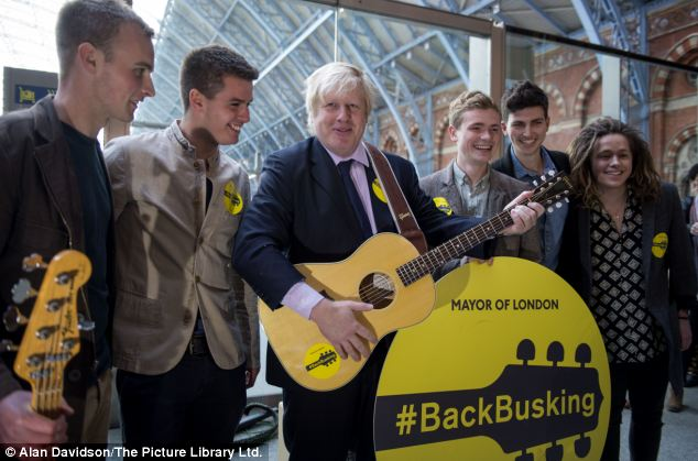 ¿My abysmal failure to become a rock star only deepened my hero worship,¿ said Johnson