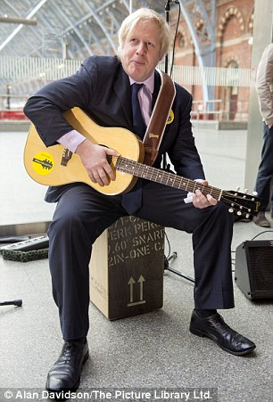 Launch of #BackBusking campaign and Gigs busking competition at St Pancras International