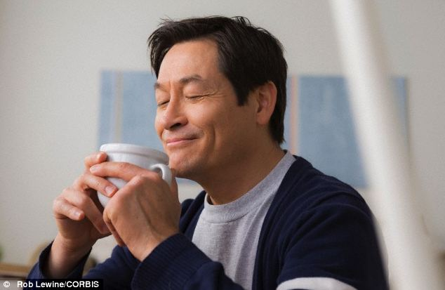 Scientists at the University of Naples in Italy found that different coffee brewing technique appeared to affect aroma release and that the bigger the sip taken, the more fragrance was released
