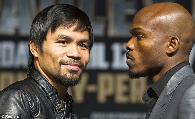 The big one: Manny Pacquiao faces Timothy Bradley in Las Vegas on Saturday night
