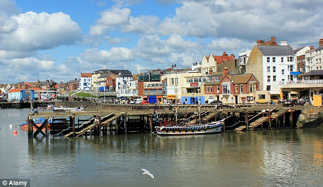 Approached: Channel Five has invited benefits claimants from Bridlington to take part in a new documentary