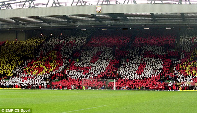 Never forget: Liverpool fans show their respect to the people who died