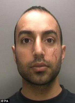 Jasvir Ginday, 29, has been found guilty of murdering his wife Varkha after she threatened to 'out him' as gay