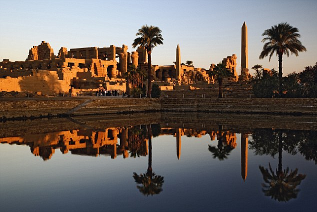 Breathtaking: The Karnak complex in Luxor includes the largest temple in the world