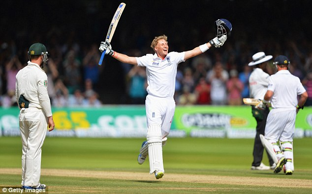 Root of the problem? Dean Jones was outraged that Joe Root was one of Wisden's Five Cricketers of the Year